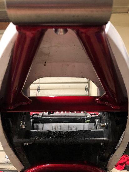 Honda CBR F4i Titanium 12 Bar