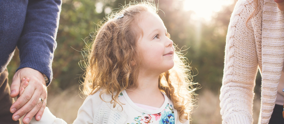 SUN DRENCHED WINTER FAMILY SESSION | PORTLAND FAMILY PHOTOGRAPHER