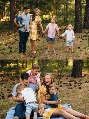 COEUR D ALENE FAMILY PHOTOGRAPHER | SPOKANE FAMILY PHOTOGRAPHER