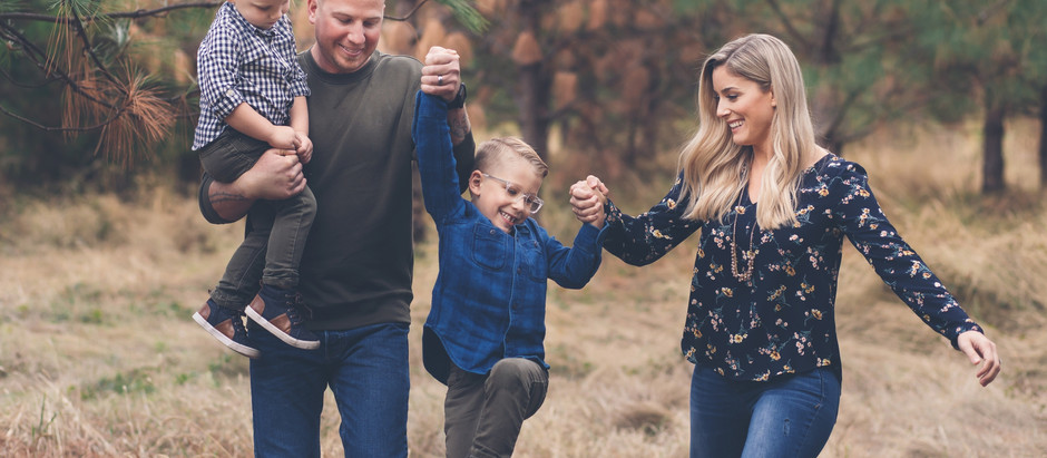 PORTLAND FAMILY MINI SESSION | PORTLAND FAMILY PHOTOGRAPHER