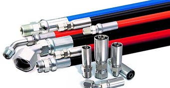 hydraulics, hydraulic, hydraulic hose, hydraulic hoses, custom hydraulics, custom hydraulic hoses, hydraulic hose ends, hydraulic hose connectors