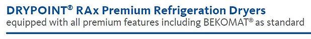 rax premium refrigeration dryers title.J