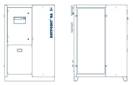 rax premium refrigeration dryers equippe