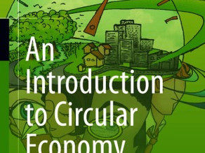 "Book chapter contribution to ""An introduction to Circular Economy""."