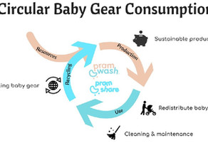 Bringing Circularity to Baby Gear: Prams as a Service for Modern Parents