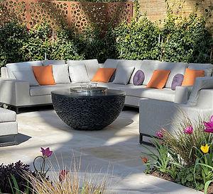 tectonic garden design