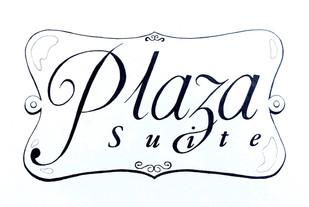 """Plaza Suite"" playbill design"