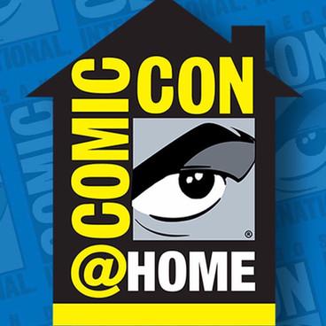 Comic Con @ Home