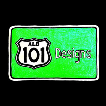 ALB101-Designs on RedBubble