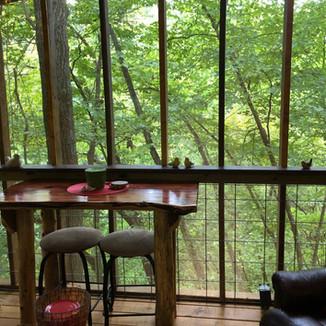 Graham's Treehouse Patio