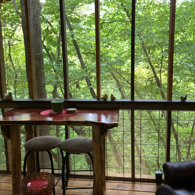Graham's Treehouse Patio