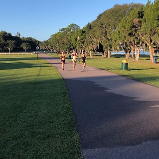 Awesome run session for _aliciakayetri _