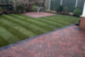 quality laid turf