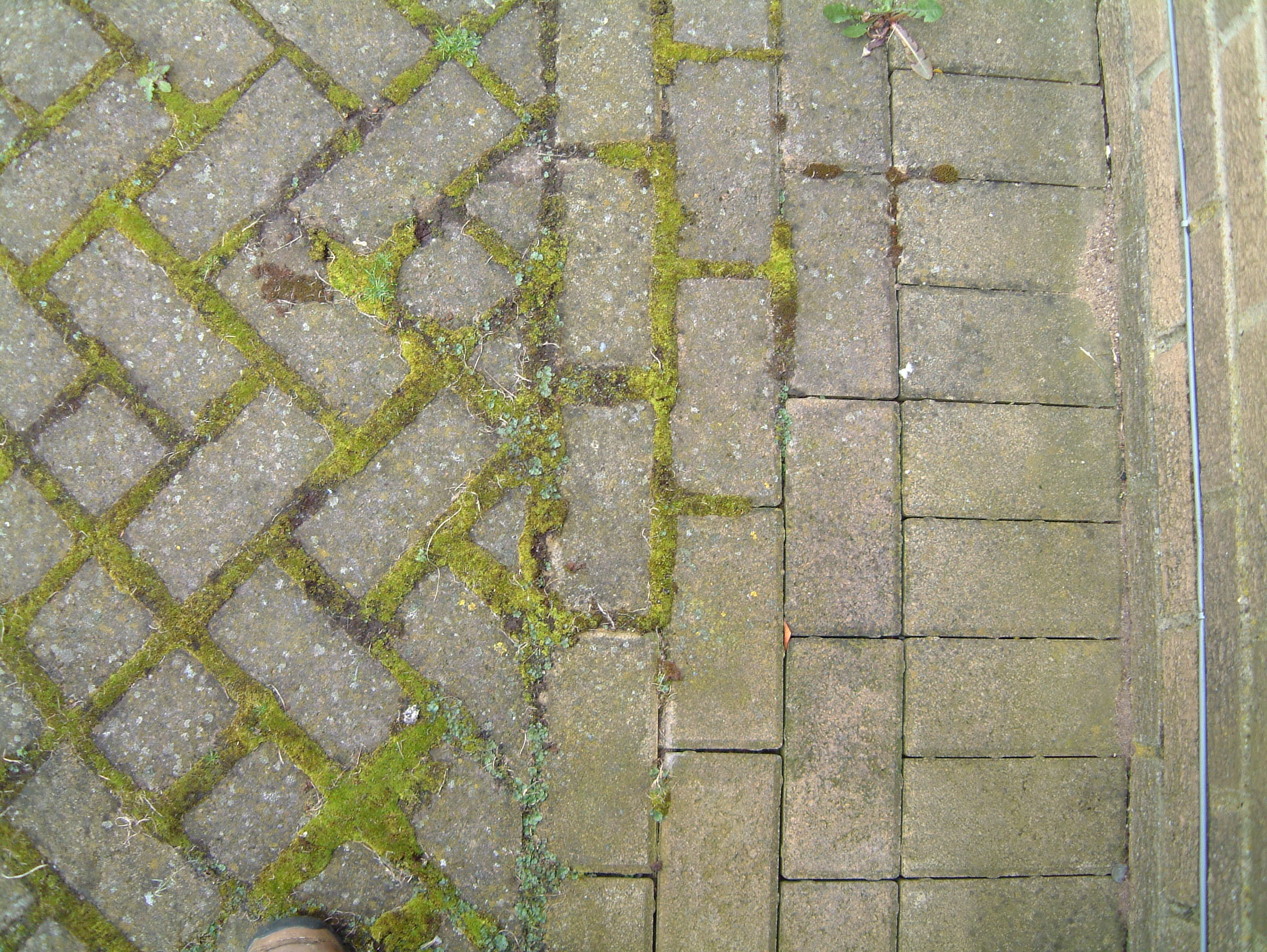 Jet Washing - Blocks pre-clean.JPG