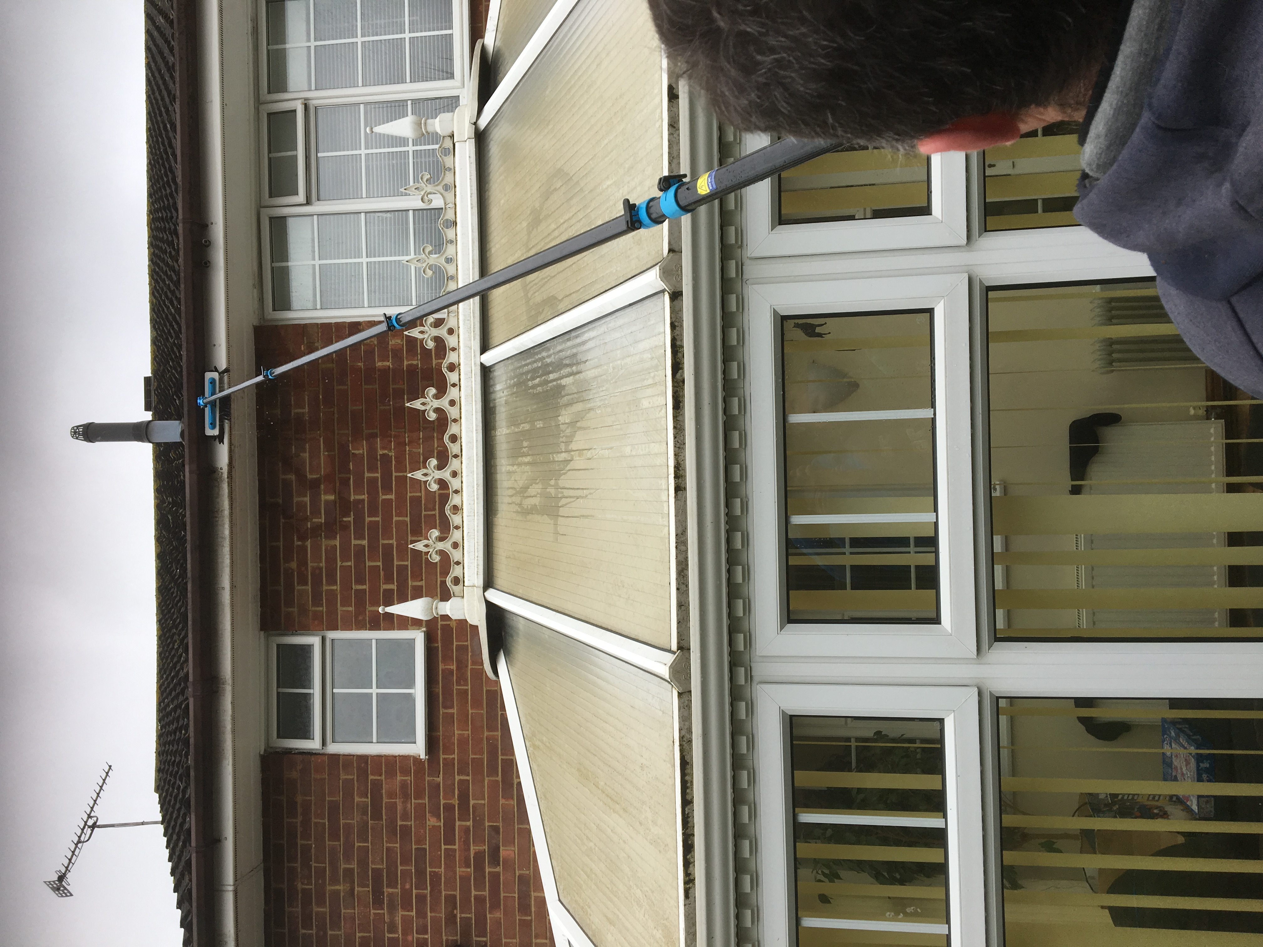 Soffit & Fascia cleaning 5