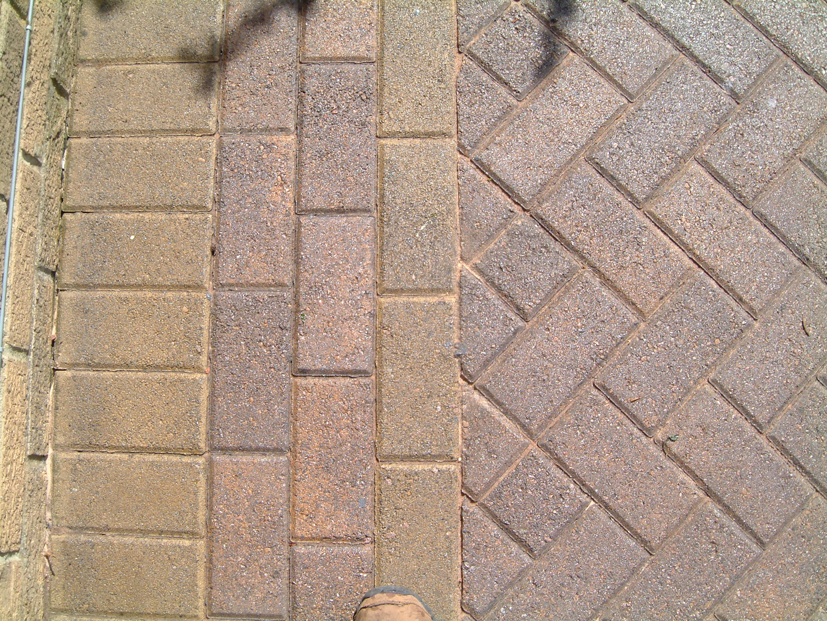 Jet Washing - Blocks post-clean.JPG