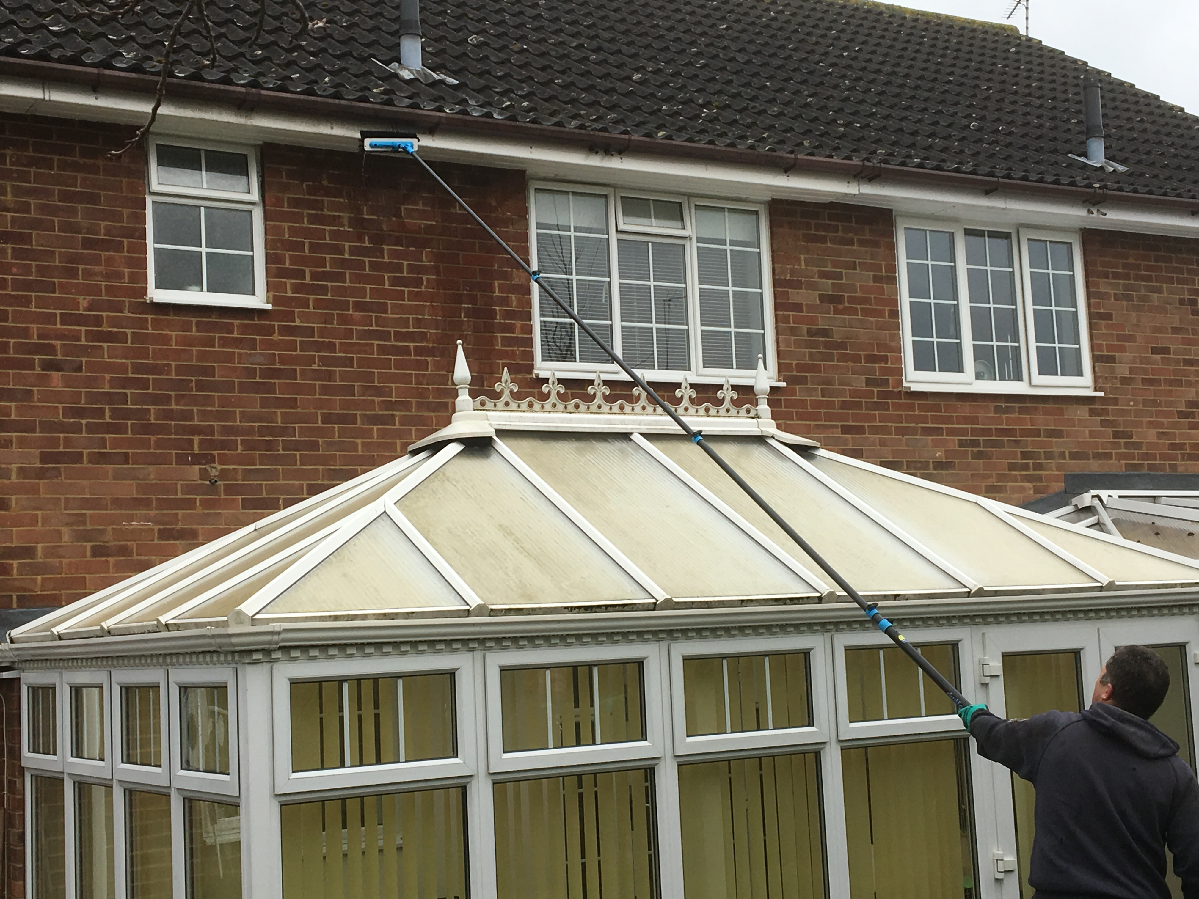 Soffit & Fascia cleaning 2