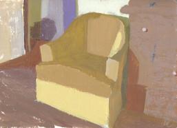 Velvet Chair II
