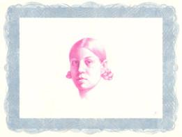 Self Portrait with Braid Loops