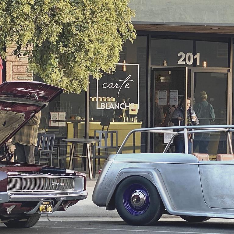 Cars and Caffeine
