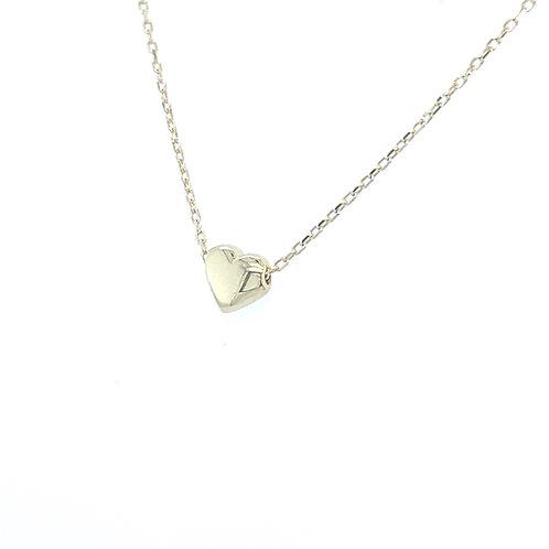 Heart Gold Halskette