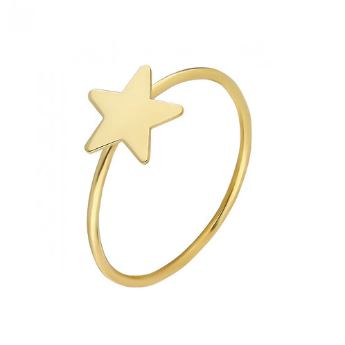 Ring Gold Star