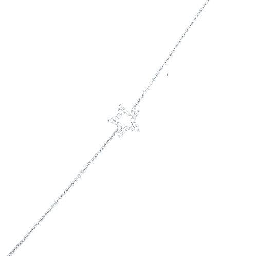 Star Diamond Armband