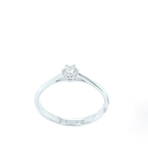 Solitaire Elegance Ring