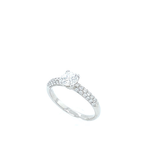 Solitaire Ring Classy