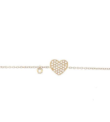 Heart Rosegold Bracelet