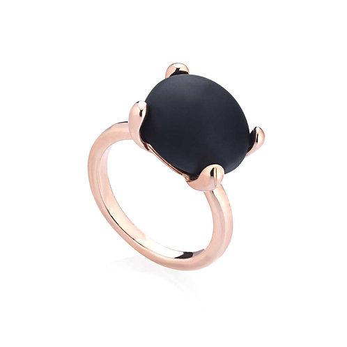 Ring Rubber Rosé-Black