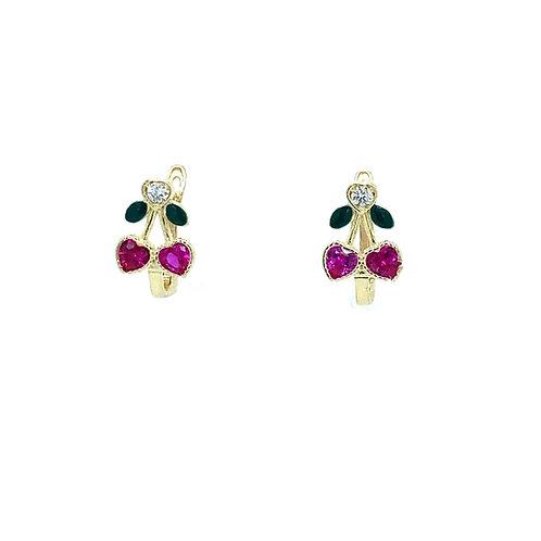 Cherry Kids Earrings