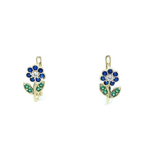 Flower kids Earrings
