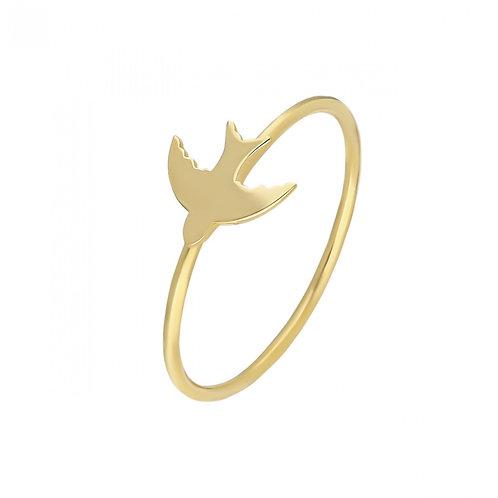Ring Gold Phoenix