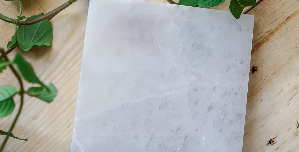 Base Selenite 10 cm