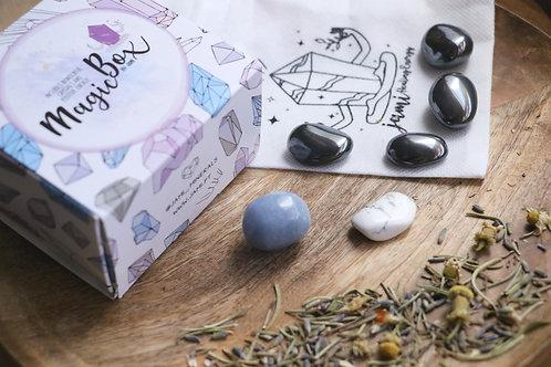 Equilibrio do Gato 🐱 | Magic Box
