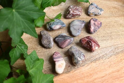 Pedra Tiffany Rolada