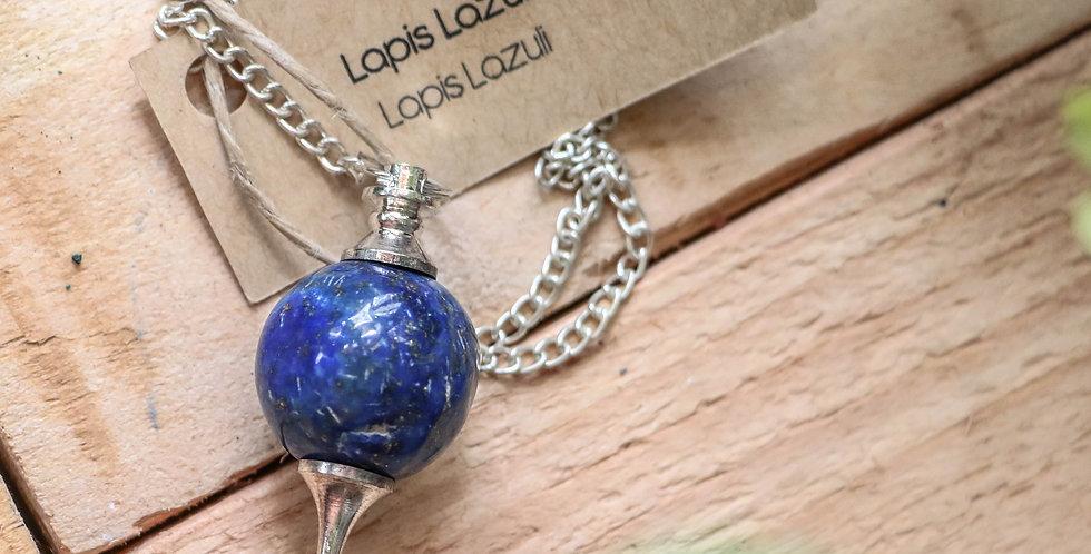 Pêndulo de Lápis Lazulli Spherotron