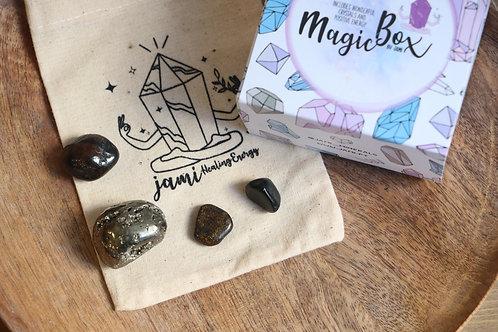 Negócios e Espaços | Magic Box