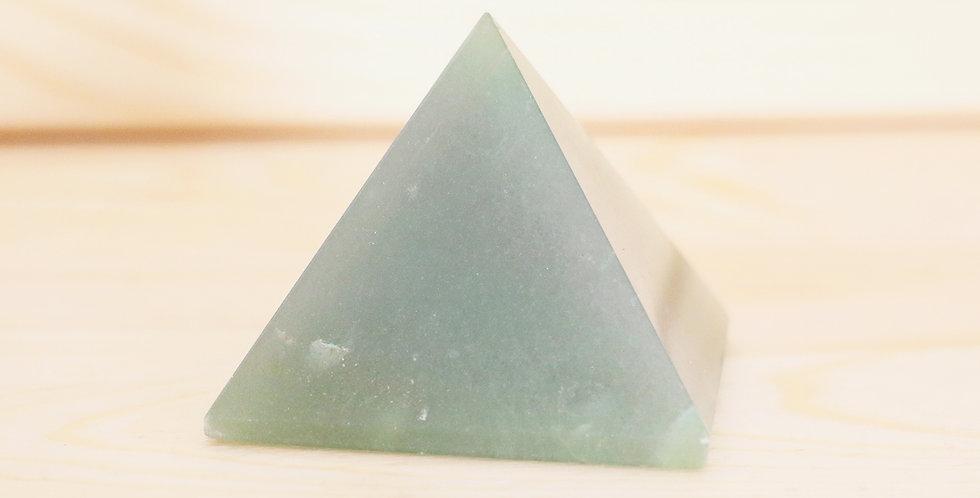 Pirâmide Aventurina Verde 5 cm