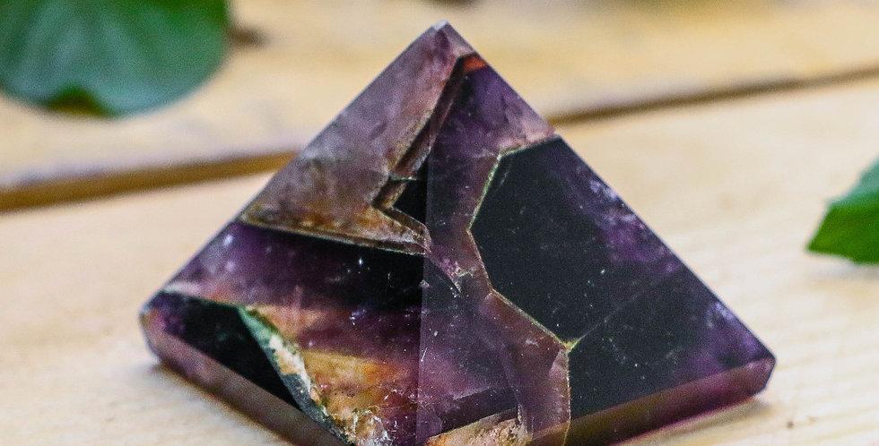 Pirâmide Ametista 3 cm