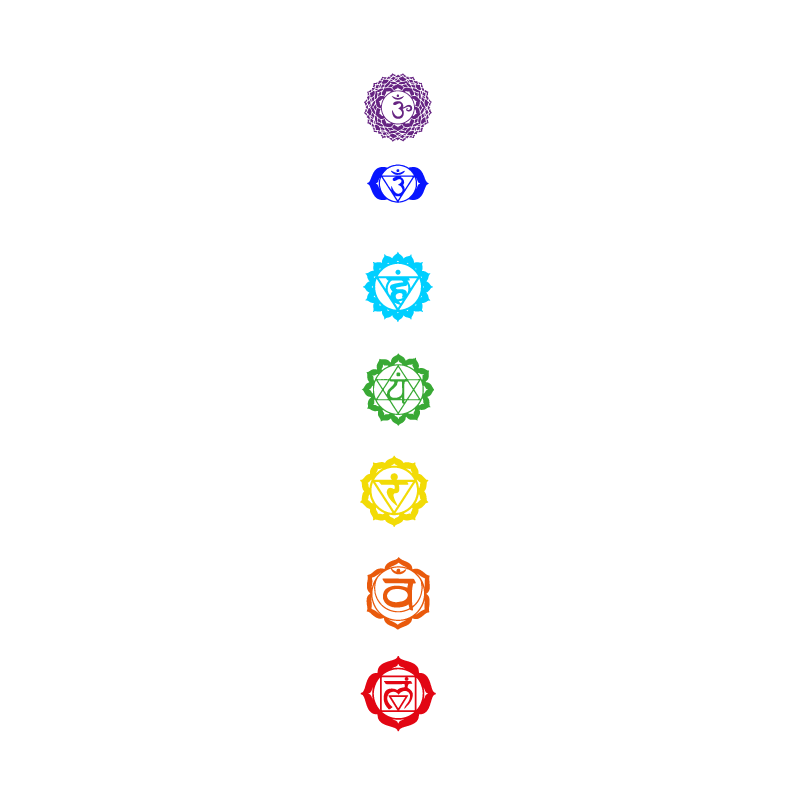 Os 7 Chakras