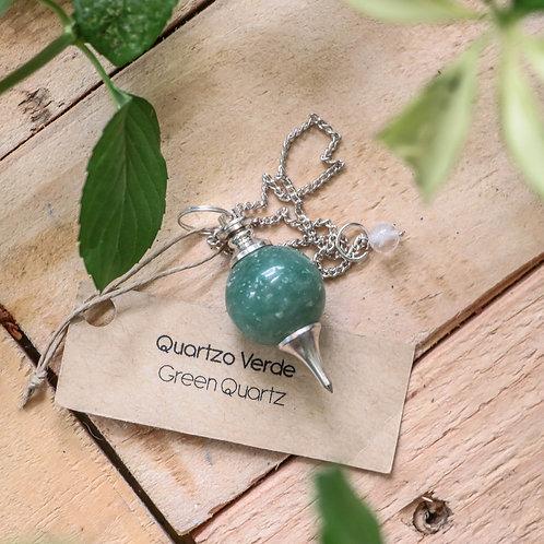 Pêndulo de Aventurina Verde