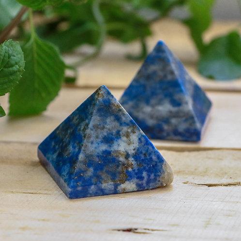 Pirâmide de Lápis Lazuilli
