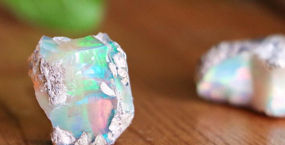 Opala Natural em Bruto 1 a 3 cm