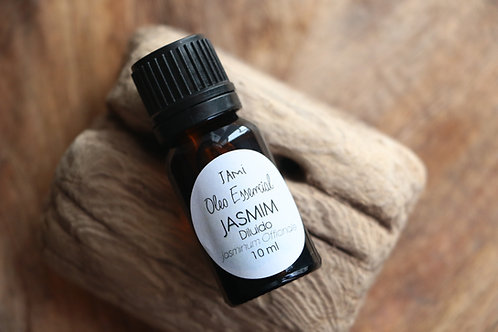 Oleo Essencial de Jasmim Diluido 10 ml