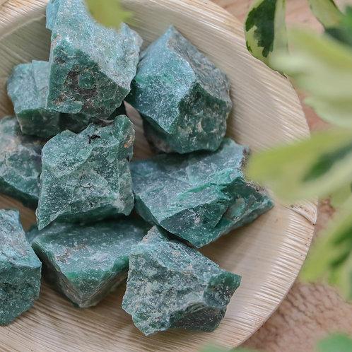 Jade Nefrite em Bruto