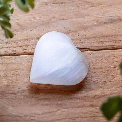 Coração de Selenite
