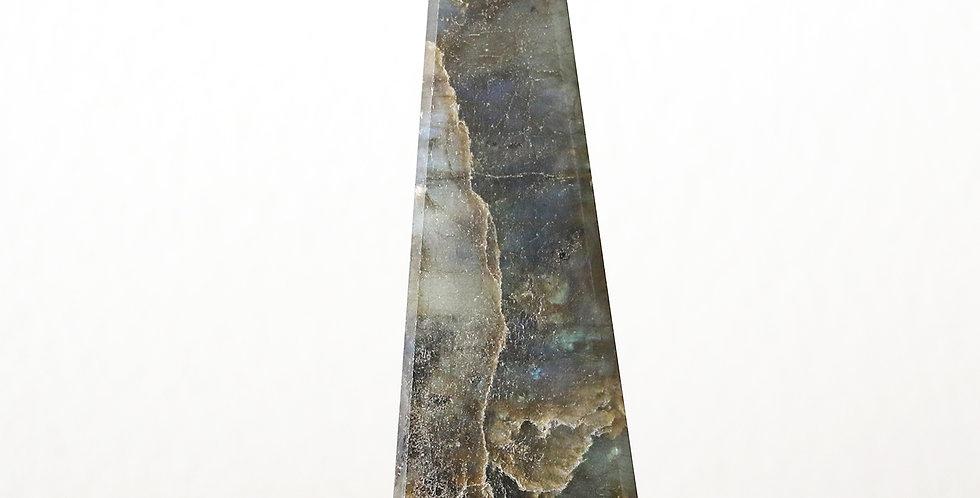Obelisco de Labradorite 12 cm