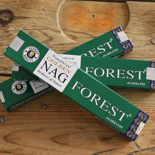 Incenso Nag Forest 15g
